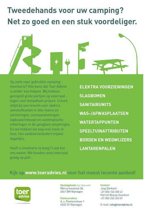 advertentie Toeradvies - copywriter Bas Holzhaus